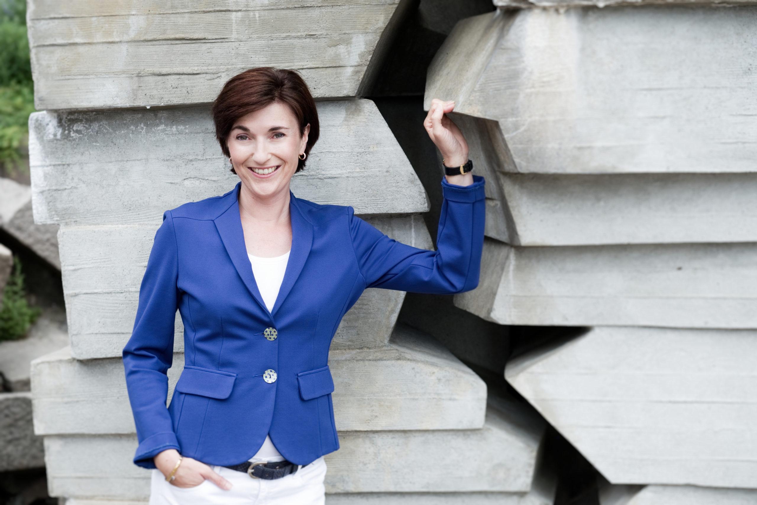 Jasmin Schweiger interviewte Sandra Jauslin, Coach, zu Reverse Mentoring.